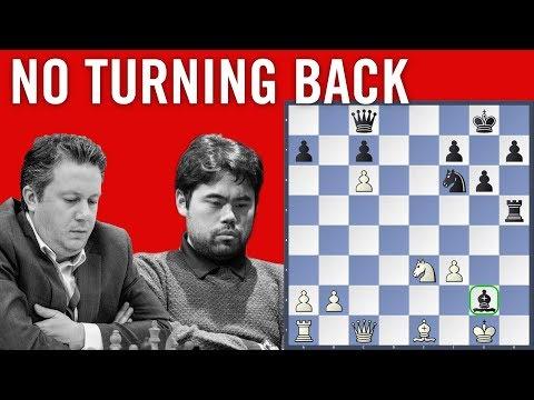 No turning back - Naiditsch vs Nakamura | Chess.com Isle of Man International 2018