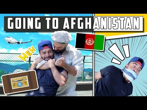 GOING TO AFGHANISTAN!!
