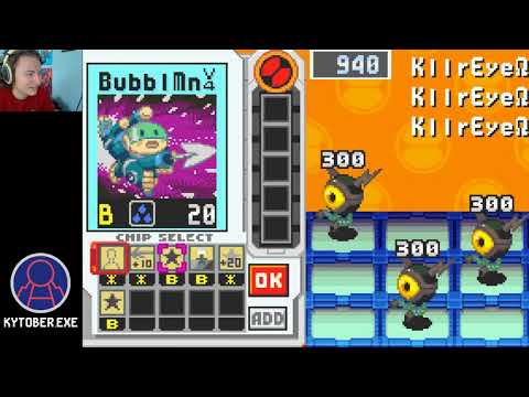 Let's Play Mega Man Battle Network 3 Blue Episode 37: Omega Viruses