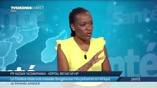 La page santé : L'épidémie de choléra en Algérie
