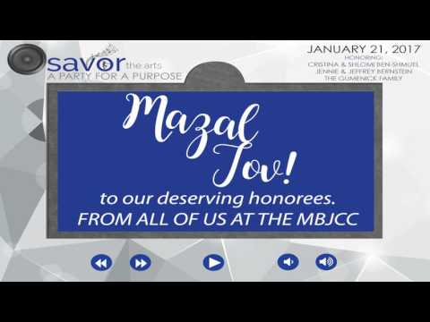 Savor Video Journal
