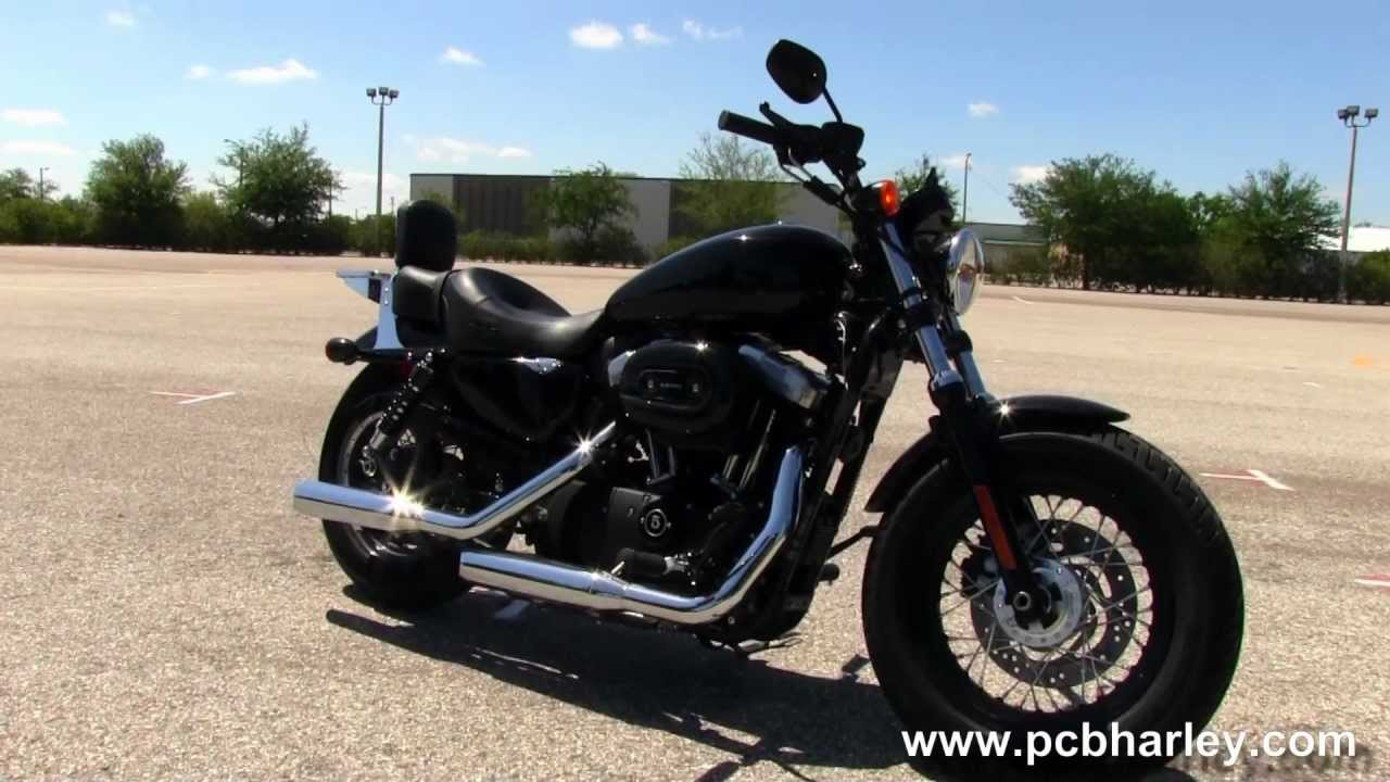 Used 2011 Harley-Davidson XL1200X Sportster Forty-Eight for Sale - PCB  Harley
