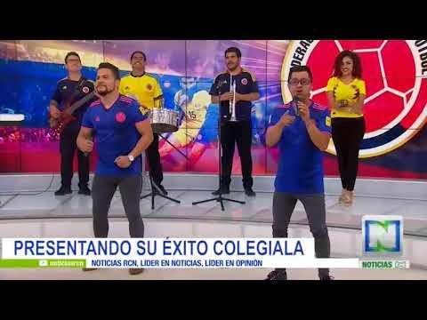 Taxi Orquesta - Colegiala (RCN NOTICIAS)