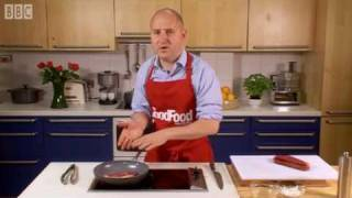 How To Pan Fry Steak - Bbc Goodfood.com - Bbc Food