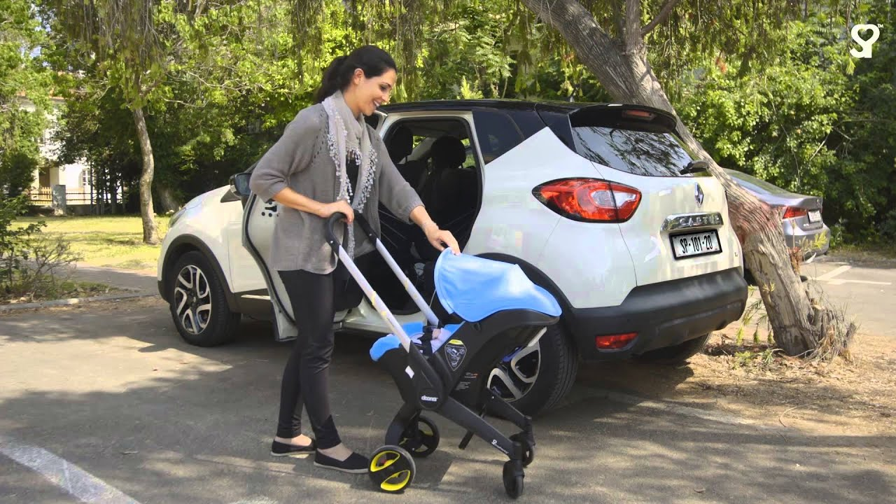 How Old Baby Stroller Without Car Seat