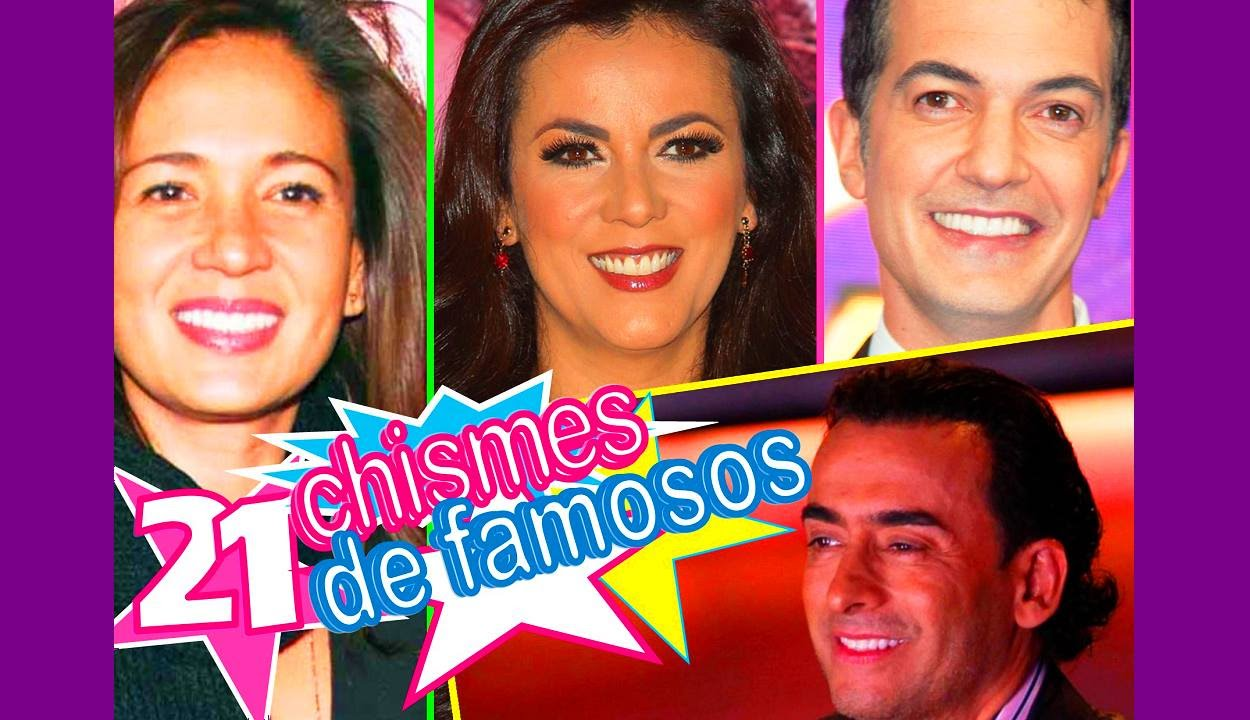21 chismes de famosos noticias recientes 2016 youtube On chismes de famosos argentinos 2016