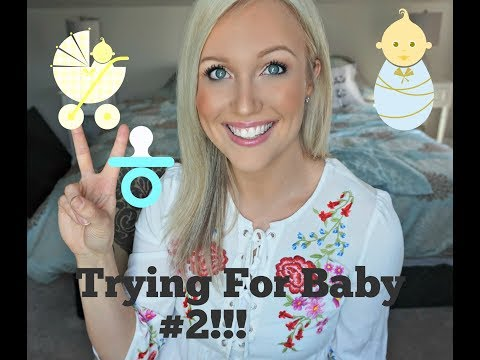 TTC! 2 Under 2! Trying For Another Baby! Stay At Home Mom Life!
