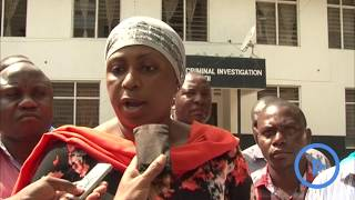 Malindi detectives grill Aisha Jumwa on claims she plots to murder her ex campaigner