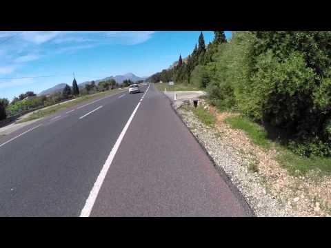 Ironman 70.3 Mallorca 2014 full bike route, Part 1/3