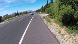 Ironman 70.3 Mallorca 2014 full bike route, Part 1/3
