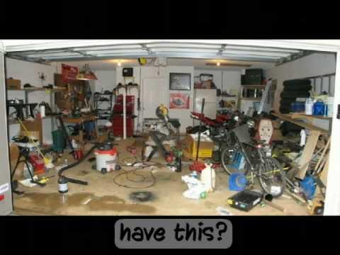 Custom Garage Interiors Of Florida   YouTube