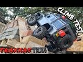 Traxxas TRX4 Climb and Trail Test Course