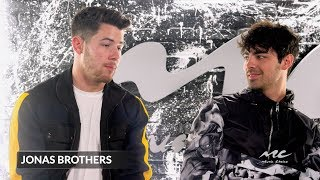 "Jonas Brothers Address Iconic ""Red Dress"" Lyric"