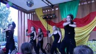 """День города : Пено . """"Street Opera"""" 2013 : Павел Воля -- Я танцую,как хочу"""