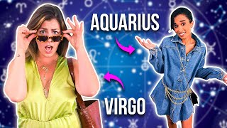 Getting Styled Like Our Zodiac Signs!?