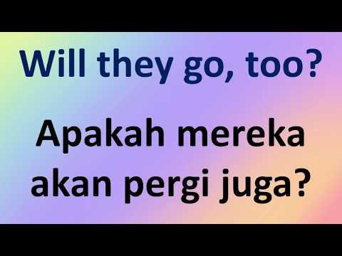 Learn English and Indonesian about Phrases 11 / Belajar Ungkapan Bahasa Ingris dan Bahasa Indonesia