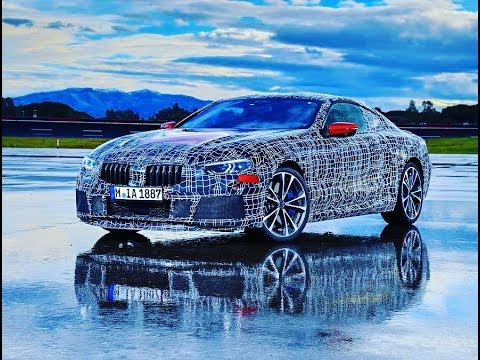 The New BMW 8 Series Coupe 25.01.2018   - (Bavarian Motor Works)