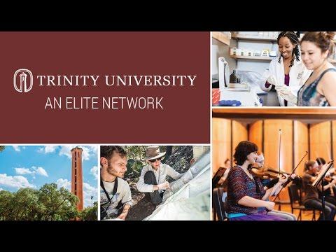 Trinity University: An Elite Network