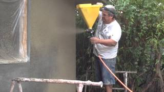 ez tex sprayall stucco sprayer