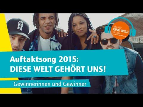 Song Contest Auftaktsong: DIESE WELT GEHÖRT UNS!