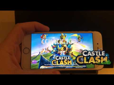 Castle Clash Hack 2016 - How To Get Unlimited Gems  (Android & IOS)