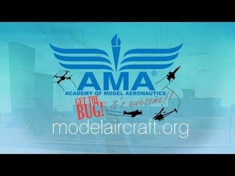 Introduction To The Academy Of Model Aeronautics (AMA)
