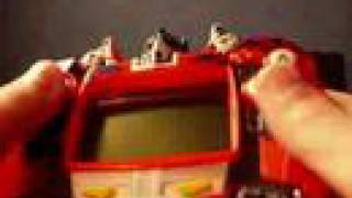 Transformers LCD Game Review