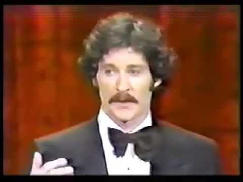 Kevin Kline wins 1981 Tony Award for Best Actor in a Musical