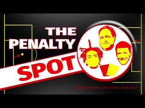 The Penalty Spot - A Straight Red