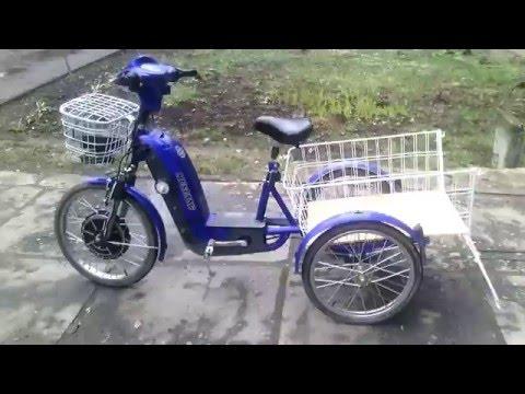 Корзина для велосипеда своими руками