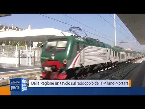 Raddoppio Milano-Mortara, Regione Pronta A Convocare I Comuni