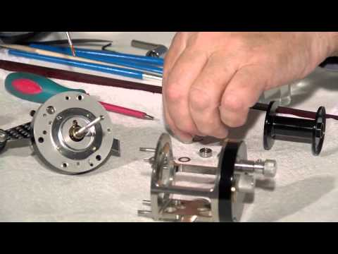 Sea Fishing Tackle Using Oil On Multiplier Reels - The Rocket Reel Company