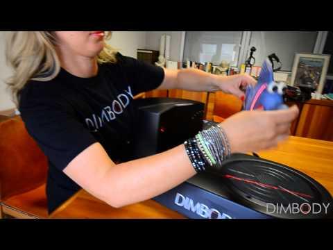 0 - DIMBODY Desktop 3D-Scanner
