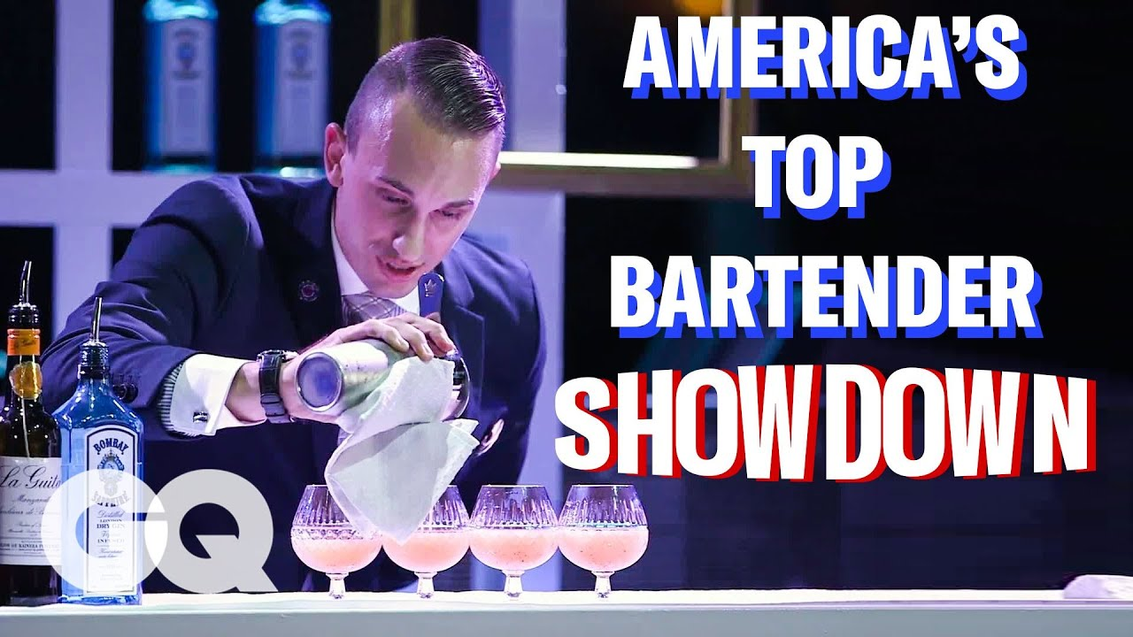 The Final Showdown for America's Top Bartender | GQ