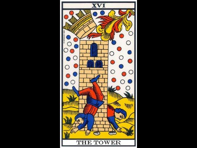 Vídeo-Aula - A Torre (Tarot)