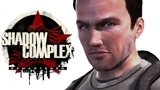Shadow Complex Remastered : Conferindo o Game