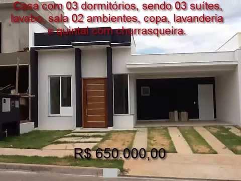 Casa t rrea a venda em condom nio ibiti royal park - Piano casa in condominio ...