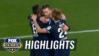 Video Gol Pertandingan FC Koln vs Hertha Berlin