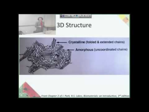 Intro to Polymeric Biomaterials