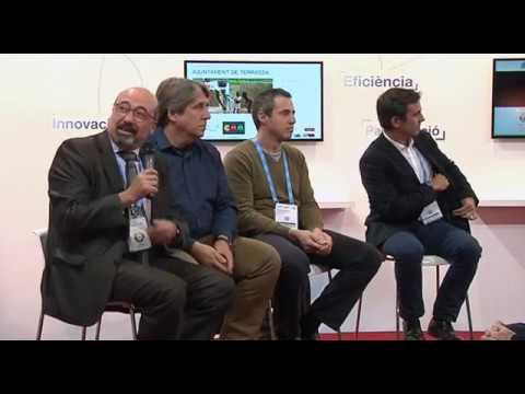 Sentilo, Smart Region Barcelona. Smart City Expo World Congress 2016