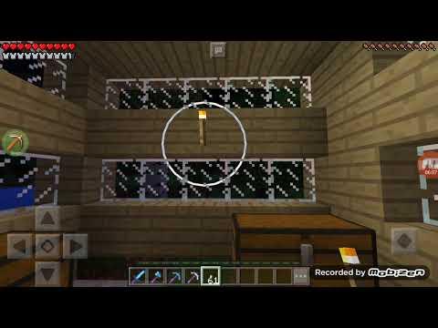 Minecraft Survival Mcpe Master I Indirip Yaptim Bolum 1 Hileli Survival