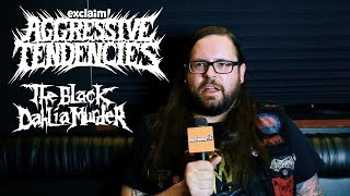 Trevor Strnad talks about the early days of The Black Dahlia Murder | Aggressive Tendencies