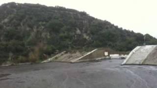 Haines Canyon Debris Basin