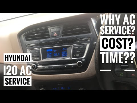 How to do car ac servicing | how to make your ac cool faster  | Why ac service is important |