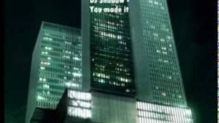 Songs you should listen to: DJ Shadow - You Made It