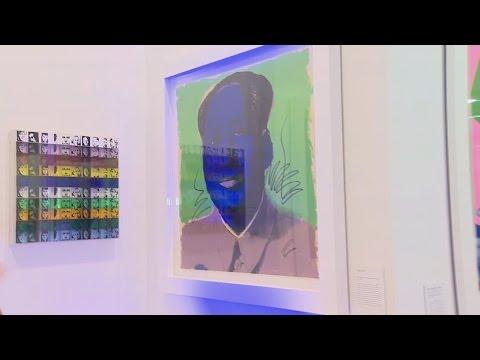 Rare Andy Warhol