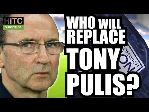 8 Managers Who Could Replace TONY PULIS