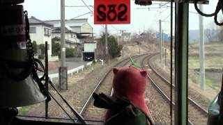 2013年3月23日、しなの鉄道上田~軽井沢間1往復で169系国鉄色・急行色・湘南色のS52編成を使用した臨時急行「あの夏で待ってる」号が運転されまし...