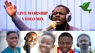 3 HOURS POWERFUL LIVE GHANA GOSPEL WORSHIP VIDEO MIX 2019