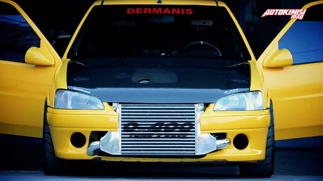 Peugeot rallye 0-400